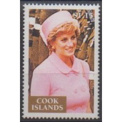 Cook (Islands) - 1998 - Nb 1175 - Royalty