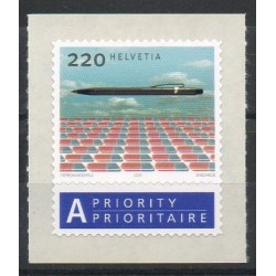 Suisse - 2005- No 1854 - Art