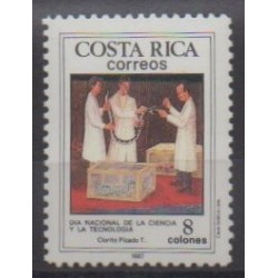 Costa Rica - 1987 - Nb 479 - Science