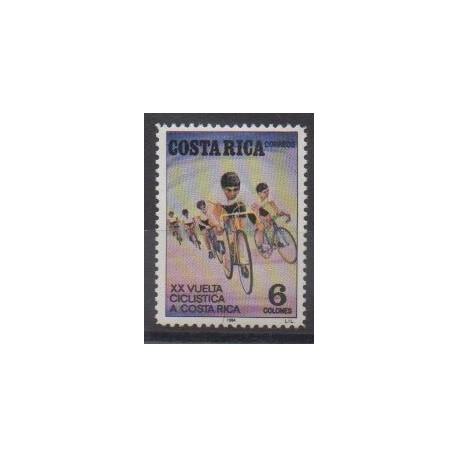 Costa Rica - 1984 - Nb 402 - Various sports