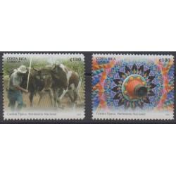 Costa Rica - 2008 - Nb 850/851