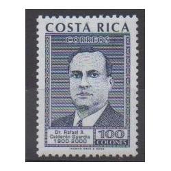 Costa Rica - 2000 - Nb 678 - Health