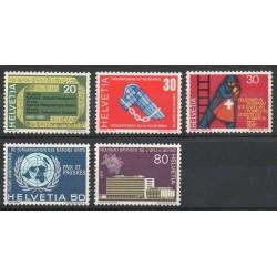 Suisse - 1970 - No 850/854