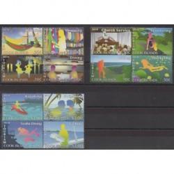 Cook (Islands) - 2014 - Nb 1593/1604 - Tourism
