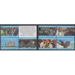 Cook (Islands) - 2012 - Nb 1447/1453