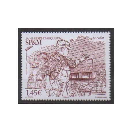 Saint-Pierre and Miquelon - 2020 - Nb 1248 - Craft
