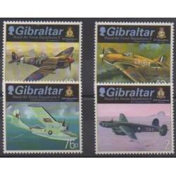 Gibraltar - 2013 - Nb 1526/1529 - Planes
