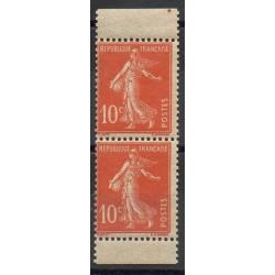 France - Varieties - 1907 - Nb 138e