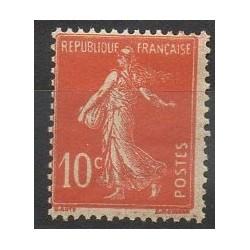 France - Varieties - 1907 - Nb 138d