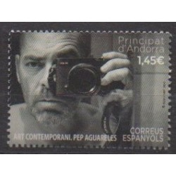 Spanish Andorra - 2020 - Nb 491 - Art
