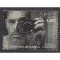 Andorre espagnol - 2020 - No 491 - Art