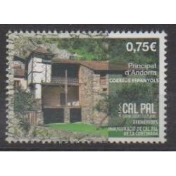 Andorre espagnol - 2020 - No 485