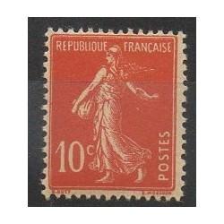 France - Varieties - 1907 - Nb 138a