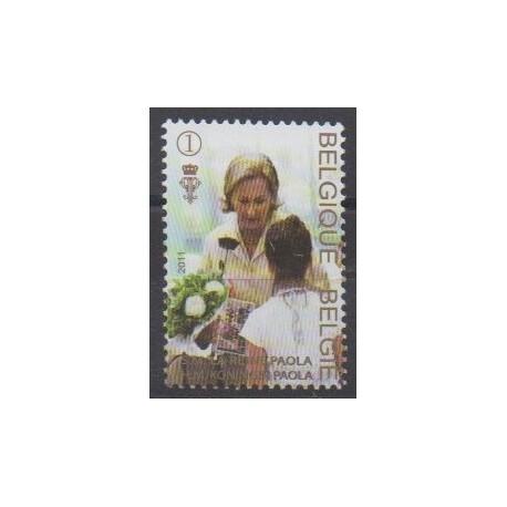 Belgium - 2011 - Nb 4165 - Royalty