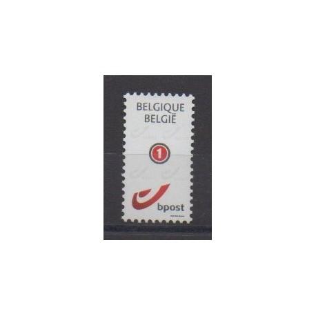 Belgium - 2011 - Nb 4163