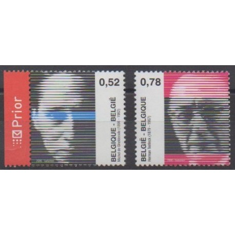 Belgium - 2006 - Nb 3461/3462 - Literature