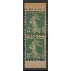 France - Varieties - 1907 - Nb 137k