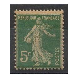 France - Varieties - 1907 - Nb 137j