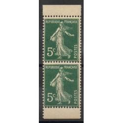 France - Varieties - 1907 - Nb 137c