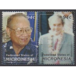 Micronesia - 2008 - Nb 1629/1630 - Celebrities