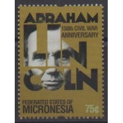 Micronesia - 2011 - Nb 1825 - Celebrities - Various Historics Themes