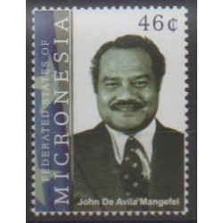 Micronesia - 2013 - Nb 2021 - Celebrities