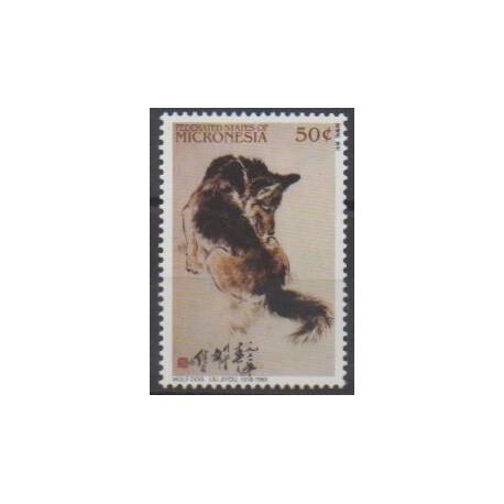 Micronesia - 2006 - Nb 1439 - Horoscope