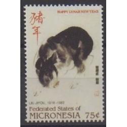 Micronesia - 2007 - Nb 1496 - Horoscope