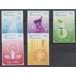 Micronesia - 2006 - Nb 1472/1476 - Christmas