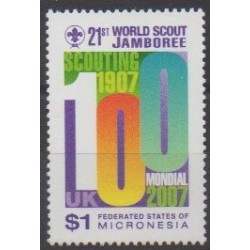 Micronesia - 2007 - Nb 1497 - Scouts