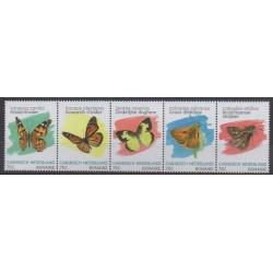 Pays-Bas caribéens - Bonaire - 2020 - No 153/157 - Insectes