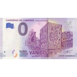 Euro banknote memory - 13 - Atelier des Lumières - Vincent Van Gogh - 2019-4