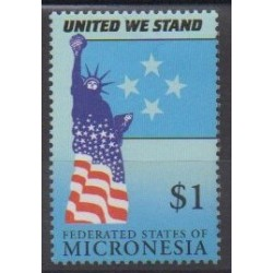 Micronesia - 2002 - Nb 1115 - Various Historics Themes