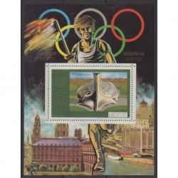 Comoros - 1976 - Nb BF2 - Summer Olympics