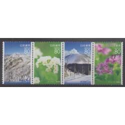 Japan - 2006 - Nb 3846/3849