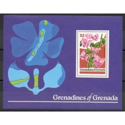 Grenadines - 1979- No BF 41 - Fleurs