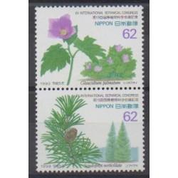 Japan - 1993 - Nb 2055/2056 - Flora