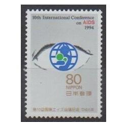 Japan - 1994 - Nb 2123 - Health