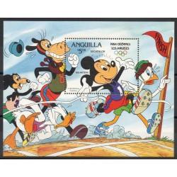 Anguilla - 1984- No BF 53 - Walt Disney