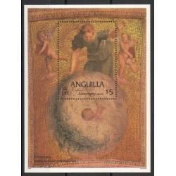 Anguilla - 1984- No BF 55 - Peinture