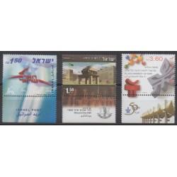 Israel - 2006 - Nb 1785/1787