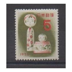 Japan - 1955 - Nb 572