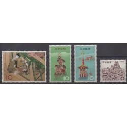 Japan - 1964 - Nb 770/773