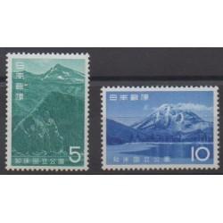 Japan - 1965 - Nb 817/818 - Sights