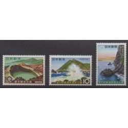 Japan - 1966 - Nb 831/833 - Sights