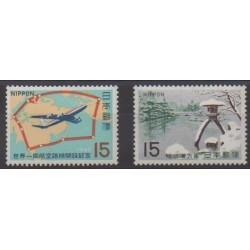 Japan - 1967 - Nb 864/865