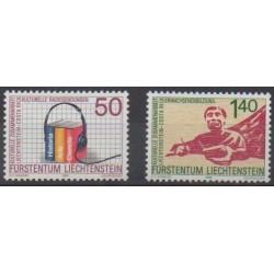 Lienchtentein - 1988 - Nb 886/887