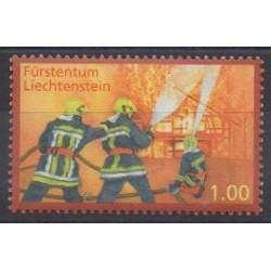 Lienchtentein - 2008 - Nb 1413 - Firemen