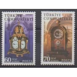 Turkey - 2005 - Nb 3183/3184 - Art