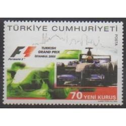 Turkey - 2005 - Nb 3185 - Cars
